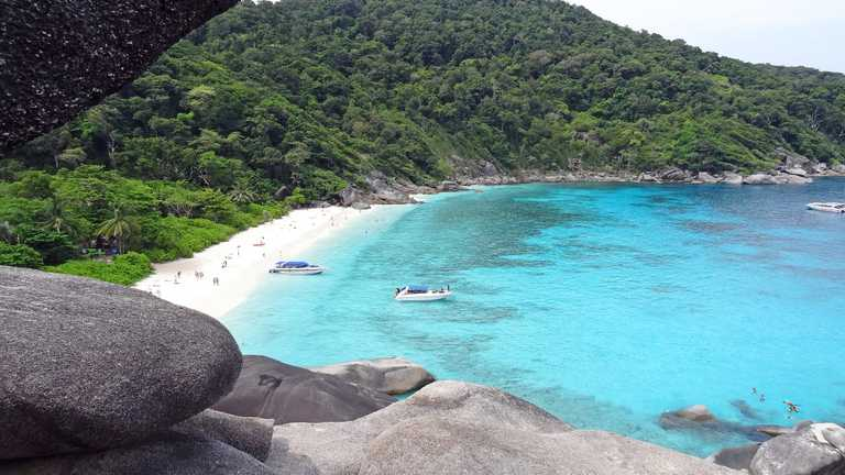Similan Islands – Inselparadies in Thailand